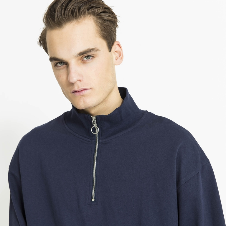 """Zip sweatshirt """"Fredrik"""""""